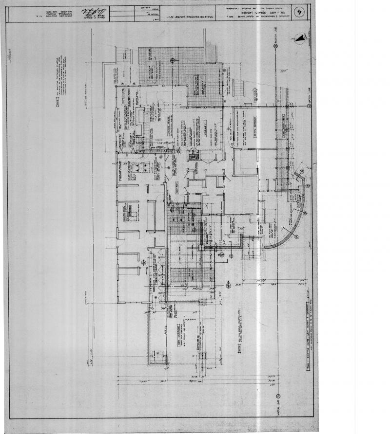 711 First Floor Plan