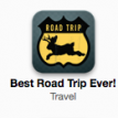 Best Road Trip Ever app